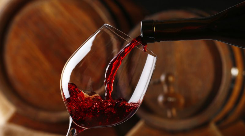 вино вместо таблеток