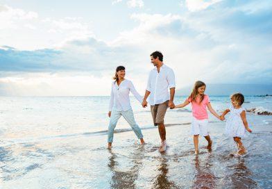 На курорт с ребенком — как подготовиться