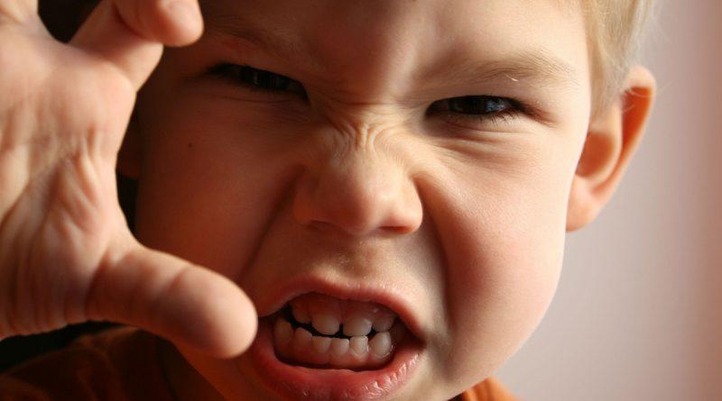 Причины агрессии ребенка