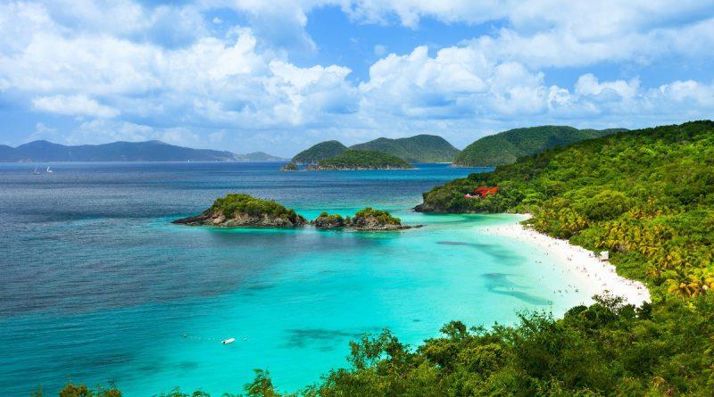 Американские Виргинские острова – рай для туриста
