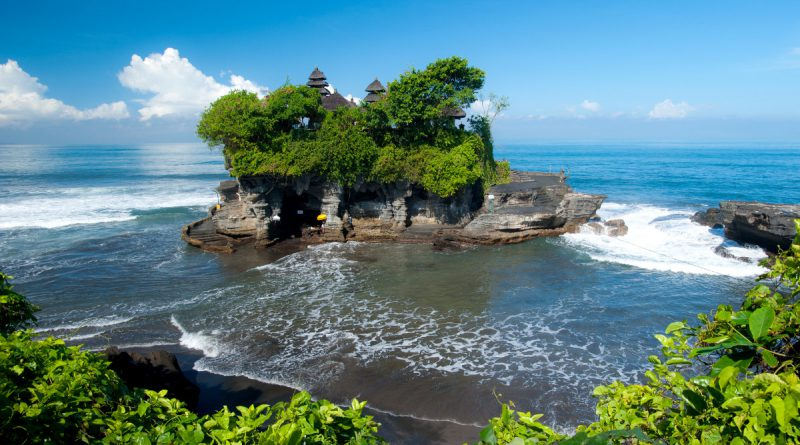 Индонезия – страна действующих вулканов