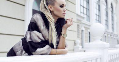 Меховое пальто - статусная зимняя одежда