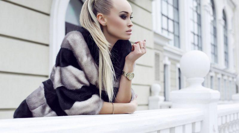 Меховое пальто — статусная зимняя одежда