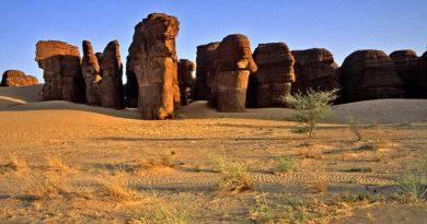 Республика Чад – одно из беднейших государств Африки