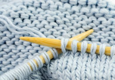 Вязаное платье – утонченная часть модного образа