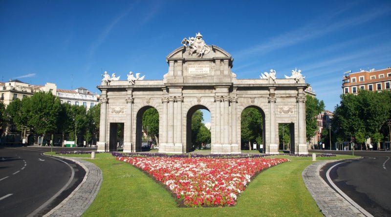 Площадь Независимости в Мадриде