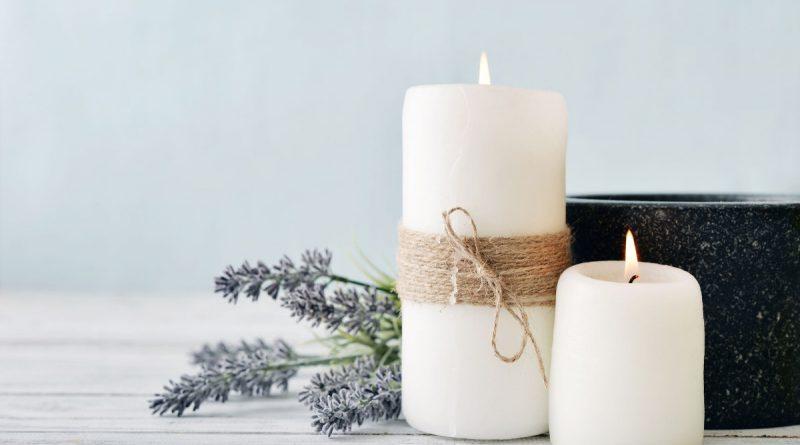 Как пользоваться ароматическими свечами