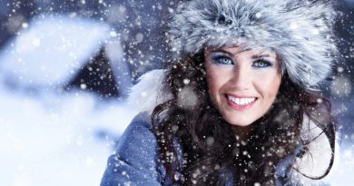 Уход за сухой кожей в зимнее время