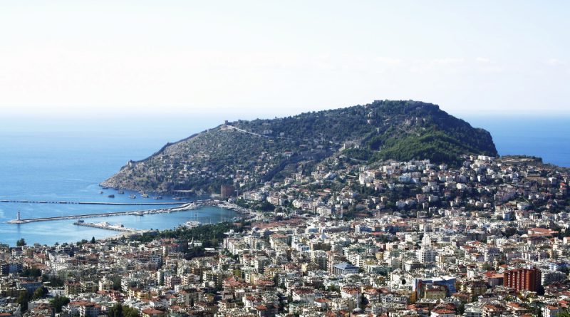 Турецкий город-курорт Аланья