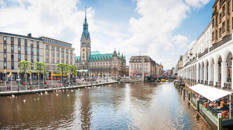 Выходные в Гамбурге