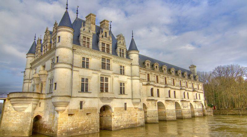 Замок Шенонсо во Франции