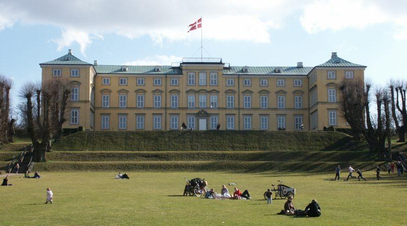 Дворец Фредериксберг в Дании