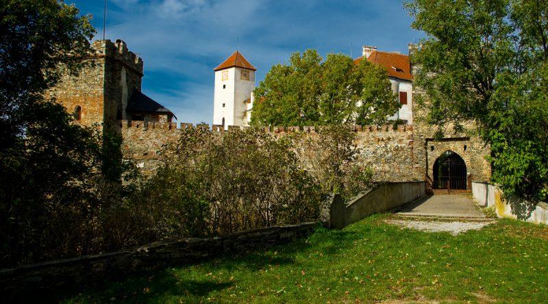 Замок Битов в Чехии