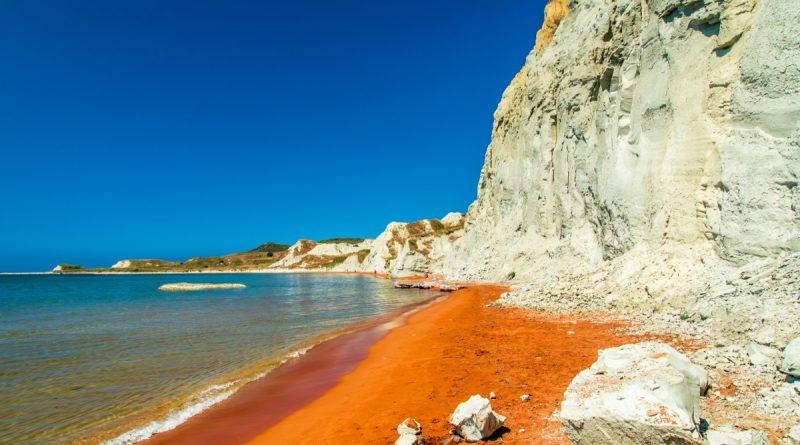 Остров Кефалония в Греции