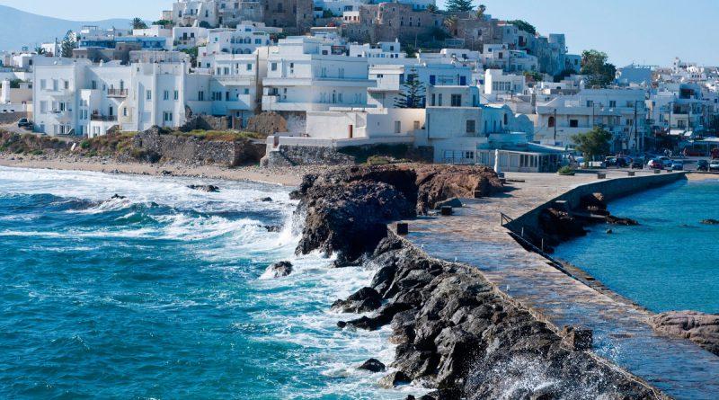 Остров Наксос в Греции