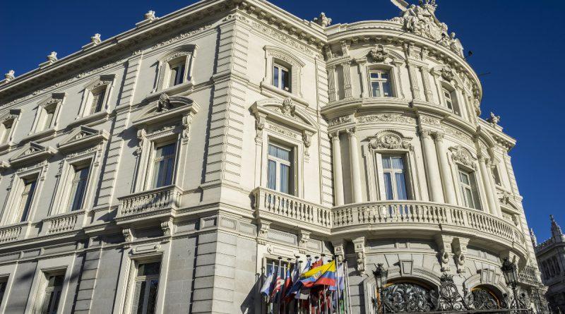 Дворец Линарес в Мадриде