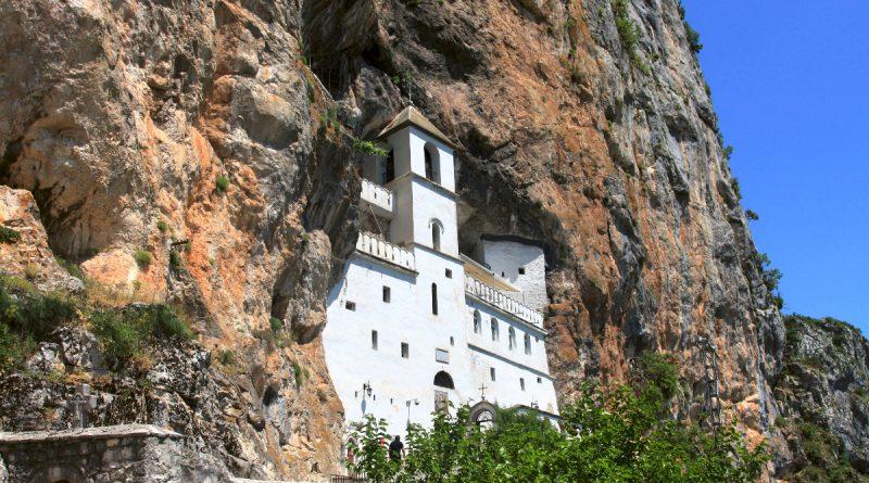 Места в Черногории для паломничества