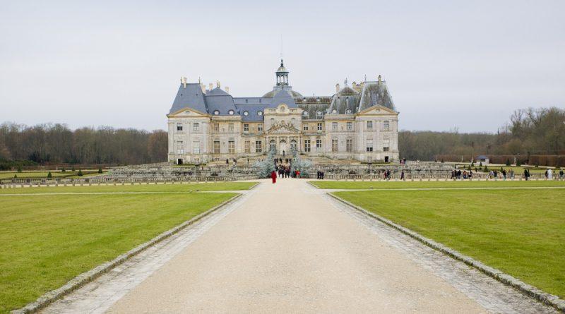 Усадьба-дворец Во-ле-Виконт во Франции