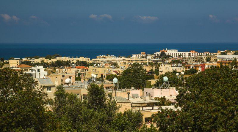 Пафос - визитная карточка южного берега Кипра