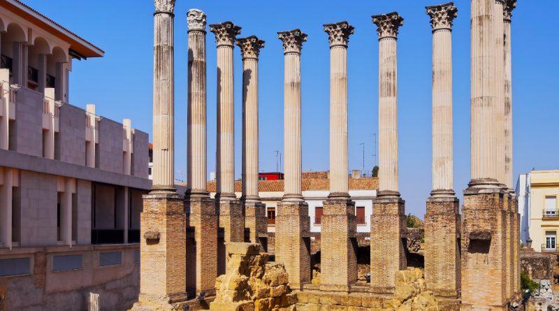 Римский храм в Кордове