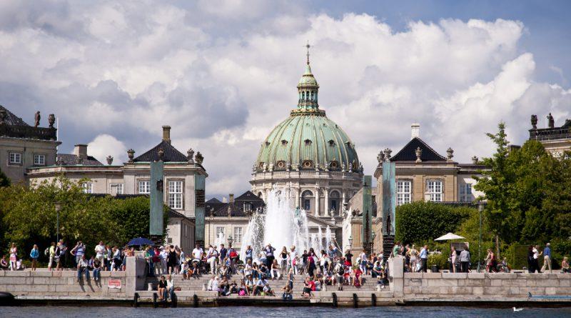 Копенгаген - город счастливых людей
