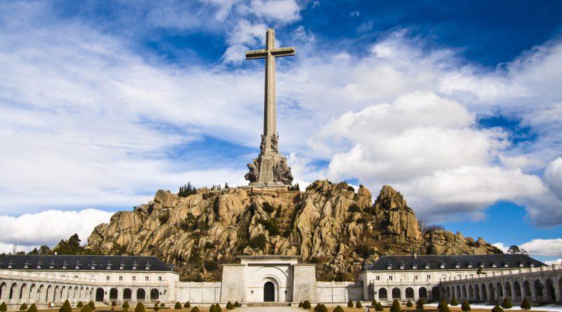 Монументальный комплекс Долина Павших в Испании