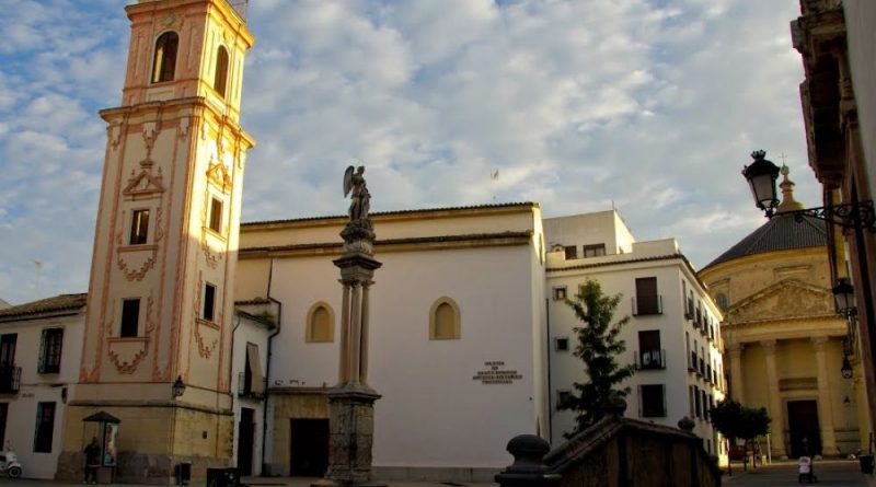 Башня святого Доминика Силосского в Кордове