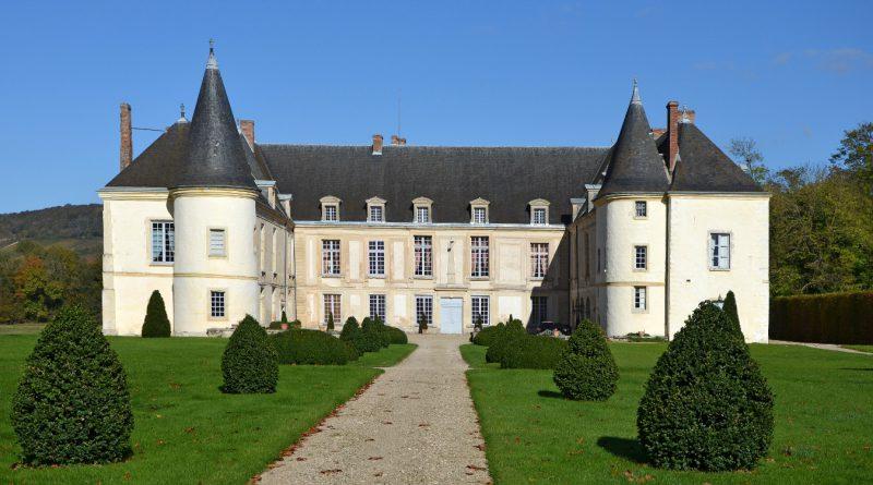 Замок Конде во Франции