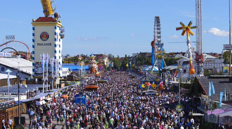 Самые яркие фестивали Европы