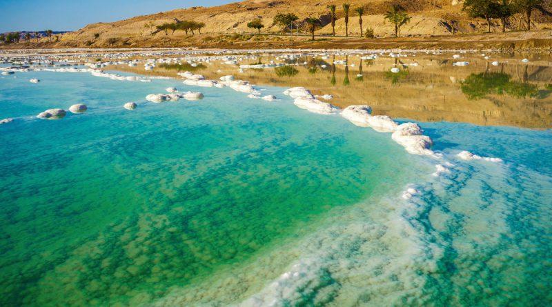 Исцеляющая косметика Мертвого моря