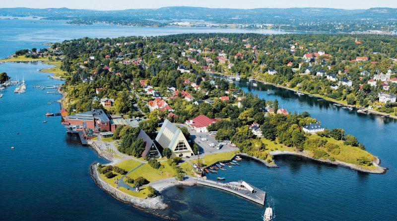 Остров Бюгдой в Норвегии