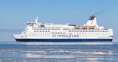 Отправляемся в круиз по Балтийскому морю