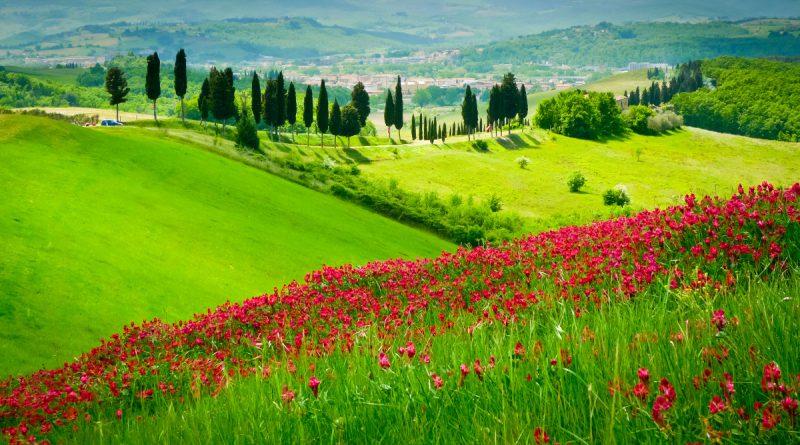 Поездка в Италию весной