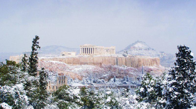 Зимний отдых в Греции