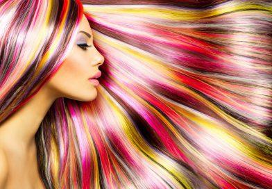 Мелки для волос: превращаем жизнь в карнавал