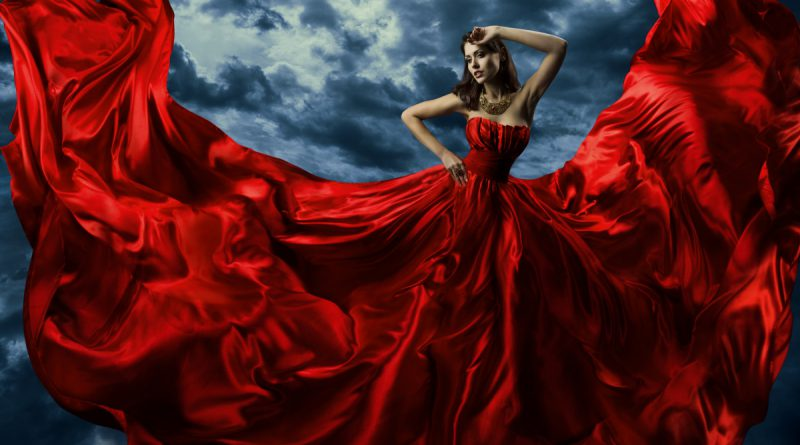 Как выбрать вечернее платье по фигуре