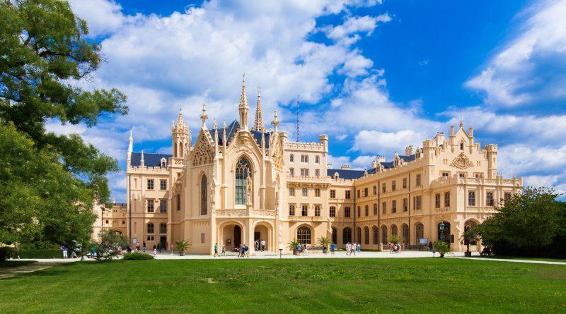 Дворцовый комплекс Леднице-Валтице