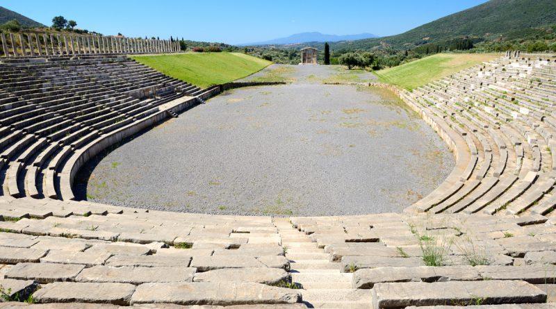 Пелопоннес в Греции