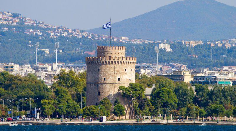 Древнейший город Салоники